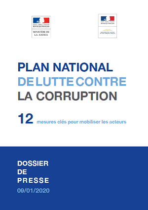 plan pluriannuel national anticorruption