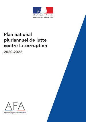 Plan national pluriannuel de lutte contre la corruption